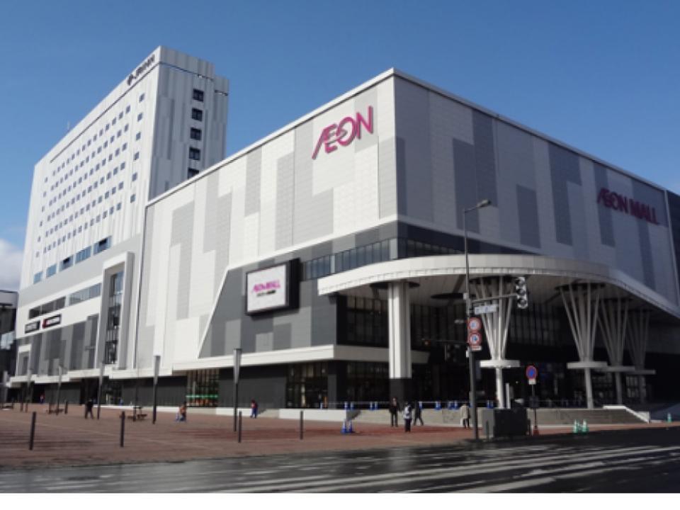 イオンモール旭川駅前|商業施設ガイド